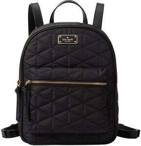 Kate Spade New York Backpack Small Bradley Quilted New