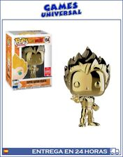 Funko Pop Dragon Ball Super Saiyan Vegeta Chrome Summer Convention