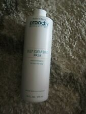NEW Seal Proactiv Deep Cleansing Wash 16 oz Acne Cleanser JUMBO Original Formula