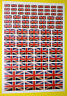 RC 'Vintage worn effect' UNION JACK stickers decals, RC Aircraft Helicopter etc
