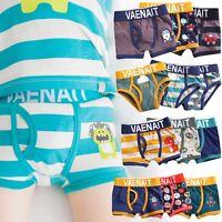 """Vaenait Baby Kids Boxer Briefs Boys Underwear 3pcs set """"Boys Pantie 20set"""" 2T-7T"""