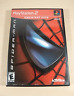 Spider-Man (Sony PlayStation 2, 2002) PS2 Video Game - CIB - Complete