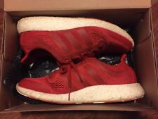 f8f51f69407 ... Walking ShoesColor  Red. US sz 9 Men s Adidas Pure Boost 1st Generation  Red(well Cleaned)