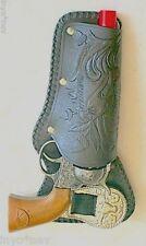 Italian Cap Gun Pistol with Holster Very Nice Gift Set 10004