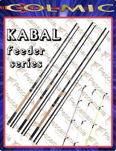 Canna Colmic feeder KABAL method ledgering mt.3,60-3,90-4,20 80-120-160gr.