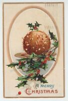 "[67934TXX] 1911 POSTCARD ARTIST SIGNED ELLEN H. CLAPSADDLE ""A MERRY CHRISTMAS"""
