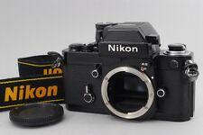 【NEAR MINT】Nikon F2 Photomic AS Black F2AS 35mm SLR from Japan #497