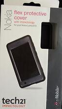 Nokia Lumia 810 Flex Protective Cover with Impactology Black Tmobile Tech21