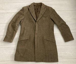 Mens Green Tweed Aspesi Coat Jacket Eur50