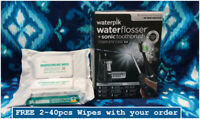 WP Water Flosser & SonicToothbrush Complete Care 5.0 - FREE WIPES & SHIPPING