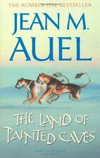 The Land of Painted Caves (Earth's Children 6),Jean M. Auel