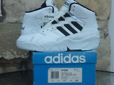 Vintage 1994 Adidas Century III UK7.5 Made In Indonesia OG basketball rivalry DS