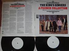 CSD3740 The King's Singers – un français collection (FACTORY SAMPLE-White Label)