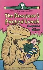 The Dinosaur's Packed Lunch (Corgi Pups) Wilson, Jacqueline Paperback