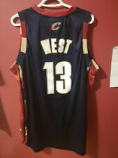 DELONTE WEST NBA JERSEY - CLEVELAND CAVALIERS - SZ XL - RARE OBSCURE