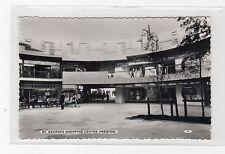 ST. GEORGES SHOPPING CENTRE, PRESTON: Lancashire postcard (C9110)