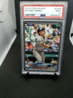 PSA MINT 9 2018 Topps Update Gleyber Torres Rookie Card RC #US99