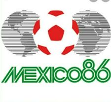 Panini Mexico 86 World Cup Stickers (CUT OUTS)