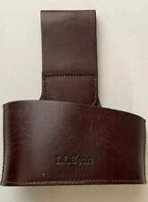 "New listing Shotgun (or Rifle) Carrier-belt mounted, ""Llbean�, Sturdy. Brown Leather"