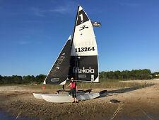 Hobie cat catamaran catermaran 16 Katamaran katermaran segelboot Jolle boot