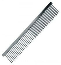 Wahl Metal Pet Comb Dual Purpose Stainless Steel Dog Cat Brush, NEW