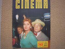 SOPHIA LOREN PECCATO CHE SIA UNA CANAGLIA RIVISTA CINEMA 1954 ITALIAN MAGAZINE