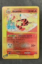 2002 Pokemon Arcanine Reverse Holo Foil 2/147