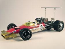 EXOTO 1:18 F1 Lotus Ford Type 49B #10 Graham Hill WorldChampions '68 US.GP 97007