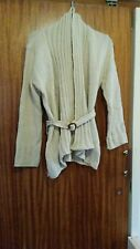 Sisters point ladies cardigan,no size but around 14, new with tag,100%acrylic