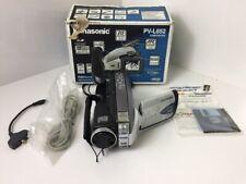 Panasonic PV-L652 Camcorder VHSC