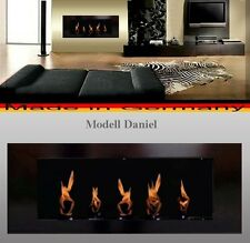 FIRE PLACE MODEL DANIEL CAMINO BIO ETHANOL BLACK GEL CHEMINEE FIREPLACE GEL