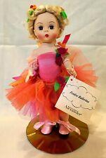 "New ListingMadame Alexander Doll 2013 ""Festive Ballerina� #66545 - 8 Inches, Original Tag"