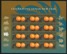 4492 Lunar New Year *Year Of The Rabbit* Mint Superb-Nh Sheet