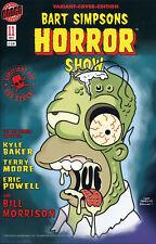 Bart Simpsons Horror Show #11 (alemán) Variant-cover-Edition limitado 666 ex.