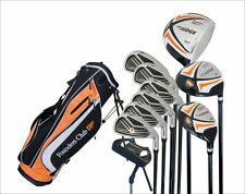 Founders Judge Mens Complete Golf Set, Graphite Senior Flex Shafts-Right Handed