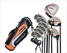 Founders Judge Mens Complete Golf Set, Graphite Regular Flex Shafts-Left Handed