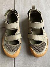 Vivobarefoot Ladies Green Flat Walking Sandals Size 39 / 6. Excellent Condition.