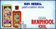 Ayurvedic Banphool Oil is Enriched with Herbs which Works Headache & Relax Body