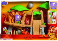 Disney The Lion King Pride Lands Deluxe Playset & Figures Toy Set Pridelands