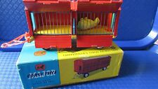 Genuine original Corgi 1123 chipperfields circus animal cage + polar bear boxed