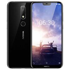 Nokia X6 Android 10 Smartphone 5.8 inch 6GB Ram 64GB Rom - Black