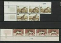 French Somalia Animals Mint Never Hinged Stamps Blocks ref R 18350