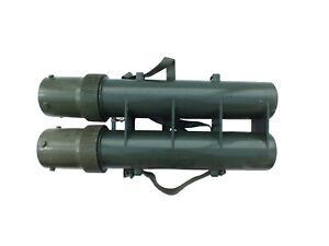 81mm Mortar Tube Ammunition Surplus Storage Plastic Empty Geocaching Watertight