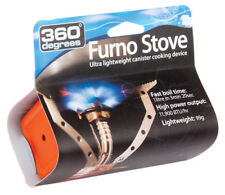 360° degrees Campinggaskocher Furno Stove