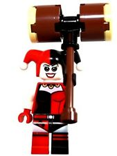 LEGO DC Super Heroes Harley Quinn MINIFIG new from Lego set #76035 Authentic
