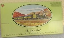 Bachmann The John Bull Train Set HO new complete in box, inventoried, untested