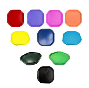 Small Mixing Tray 70cm x 70cm Plastic Assorted Tuff Tray Kids Messy Activities