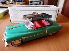 Luxe Car CADILLAC CONVERTIBILE - colore verde - scala 1:18 - anni '80