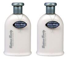 Bettina BARTY Tropic Water Hand & Body Lotion 2 x 500 ml-Pack Marbert NEW!!!
