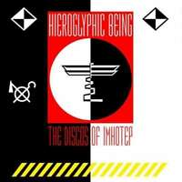 Hieroglyphic Being - The Disco's Of Imhotep Neuf CD